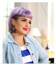 Image result for bob micro bangs shaved sides