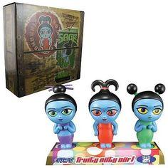 Serenity Fruity Oaty Girls Bobble Head Maquette Set by QMx, http://www.amazon.com/dp/B00410PEUG/ref=cm_sw_r_pi_dp_fhkrrb1P4BSR4