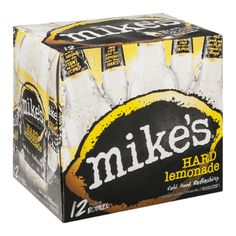 Mike's Hard Lemonade Bottles - 12 CT