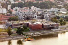 Centro Scientifico Copernico, Varsavia