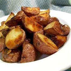 Great flavor potatoes - a little different and so easy to make!