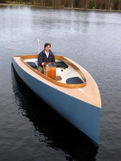 New high speed electric launch - Motor Boat & Yachting