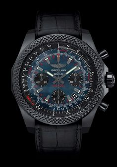 The Bentley editions stand for a unique partnership. Discover the Breitling x Bentley Collection! Men's Watches, Cool Watches, Fashion Watches, Breitling Watches For Men, Swiss Luxury Watches, Swiss Army Watches, Luxury Watches For Men, Breitling Superocean Heritage, Breitling Navitimer