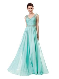 Party Dress Gala Formal Long