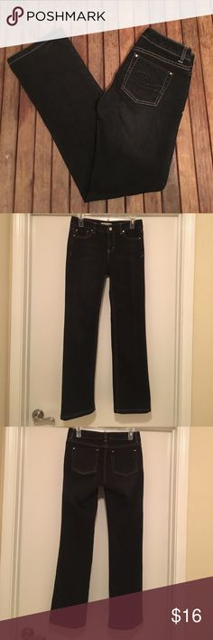 White House Black Market Jeans Black Size 2S Super cute White House Black Market Jeans. Black size 2S. In great condition, see photos. Thank you. White House Black Market Jeans