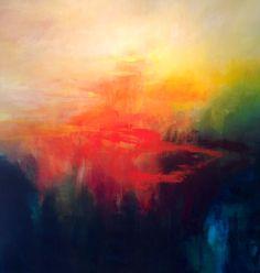 150 x 150 cm. Acryl på lærred. 2014