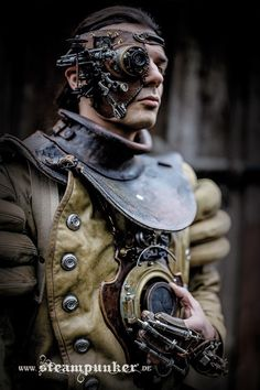 Steampunk Fashion - Timetravelers and Warriors « Steampunk R&D steampunk. The Effective Pictures We Offer You About Steampunk Fashion mask A quality picture can tell you many things. Steampunk Cosplay, Gothic Steampunk, Steampunk Mode, Chat Steampunk, Design Steampunk, Steampunk Kunst, Steampunk Artwork, Style Steampunk, Steampunk Clothing