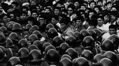 Hamaya Hiroshi. Days of Rage and Grief (1960). B & W photo, vintage ...
