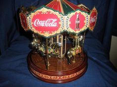 -Coca-Cola * Musical Carousel *