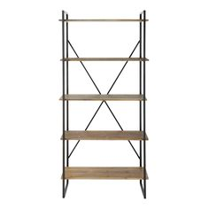 Discover Maisons du Monde's Charcoal Grey Metal and Fir Industrial Shelf Unit. Browse a varied range of stylish affordable furniture to add a unique touch to your home. Drawer Shelves, Metal Shelves, Display Shelves, Wall Shelves, Affordable Furniture, Unique Furniture, Living Furniture, Home Furniture, Regal Industrial