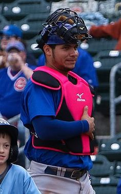 Wilson Contreras, Cub Sport, Cubs Players, Go Cubs Go, Chicago Cubs Baseball, Cubs Fan, Cubbies, Mlb, Sports Teams