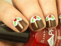 30 days of Christmas DIY: Pudding nails | iVillage UK