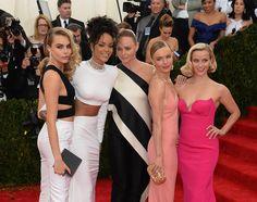 A-List Ladies Form a Met Gala Dream Team!