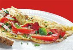 Caprese Frittata #egglandsbest #recipes #breakfast