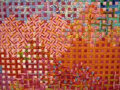 Detail 1 by Be*mused, via Flickr  2012 Tokyo Quilt Festival