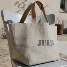 Risultati immagini per cabas ana cuca Sacs Tote Bags, Diy Tote Bag, Canvas Tote Bags, Reusable Tote Bags, Jute Bags, Linen Bag, Fabric Bags, Cotton Bag, Handmade Bags