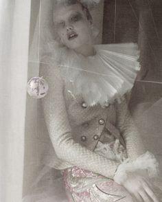 'Russian Dolls' Karlie Kloss photographed by Tim Walker for Vogue UK October 2010