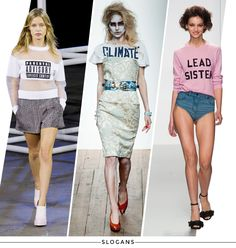 Spring 2014 Trend: Slogans and Logos   StyleCaster