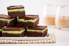 Spike Your Sweets With Boozy Baileys Brownies via Brit + Co.