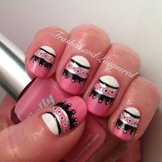 Instagram photo by trashedandlacquered #nail #nails #nailart