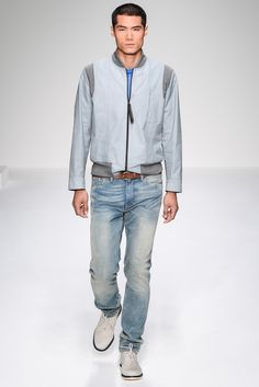 Christopher Raeburn Spring 2013 Menswear - Collection - Gallery - Style.com