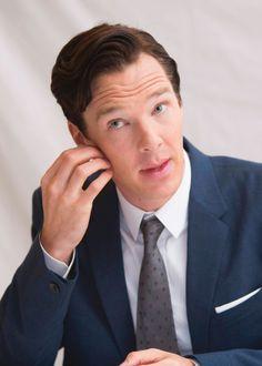 """Benedict Cumberbatch: """"Oh dear, reduzieren Sie mich nicht darauf"""" - Menschen - FAZ"""