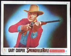 : Springfield Rifle (Warner Bros, 1952)