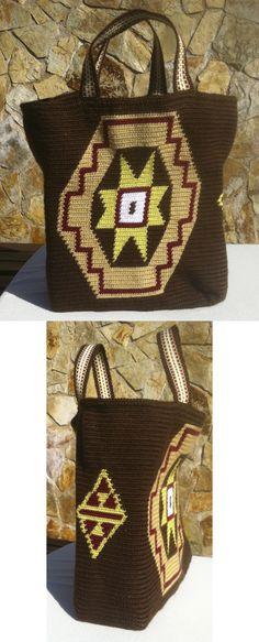 Bolso de Asa tipo Wayuu (www.esdovi.com)
