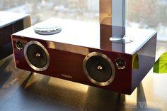 Samsung's high-end vacuum tube audio dock