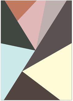 Nynne Rosenvinge - Abstract - - ZiZo Living - woonaccessoires, stationary en nog veel meer -