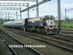 CRÓNICA FERROVIARIA: Ferrobaires: Pasaría a la órbita del Estado Nacion...