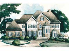 House Plan - Ashland Grove - Stephen Fuller, Inc.