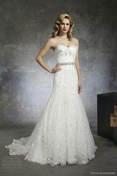 spring 2013 wedding dress.... SIMPLE