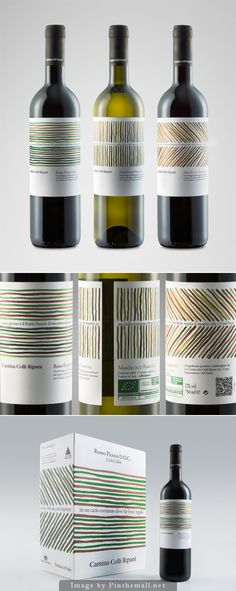 Wine Shipping Boxes Near Me Wine Bottle Design, Wine Label Design, Wine Bottle Labels, Organic Wine, Wine Brands, Bottle Packaging, In Vino Veritas, Wine And Beer, Packaging Design Inspiration