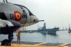 Spanish Navy British Aerospace (BAe) AV-8S Matador