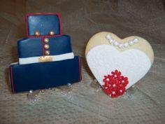 Cookies for usmc wedding