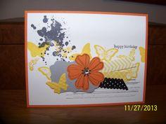 Gorgeous Grunge W/ Butterflies createwithlori2.blogspot.com