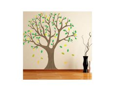 Lime tree, αυτοκόλλητο τοίχου Home Decor, Homemade Home Decor, Interior Design, Home Interiors, Decoration Home, Home Decoration, Home Improvement