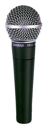 Shure SM58 Dynamic Handheld Microphone, SM58 CN, with Tripod Boom Stand and Mic Cable: Get the legendary live sound of the Shure SM58 microphone. Famous for its warmth, clarity and durability, the SM58 is a favorite for musicians worldwide.