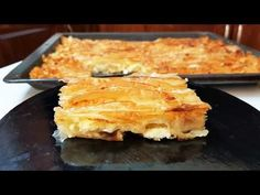 Pita Recipes, Greek Recipes, Cypriot Food, Greek Pita, Spanakopita, Easy Cooking, Macaroni And Cheese, Pie, Breakfast