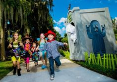 Brick or Treat for Halloween at Legoland Florida