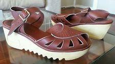 Vintage70 80 Cherokee of California Heel Shoes Cherokee Womens 6 Retro Platform