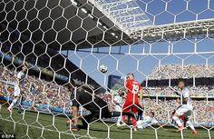 Brasil 2014: Argentina v/s Switzerland Photos   Football Wallpapers