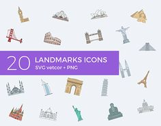 "Check out new work on my @Behance portfolio: ""world's famous landmarks"" http://be.net/gallery/36665655/worlds-famous-landmarks"