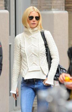 Gwyneth Paltrow...love her streetstyle
