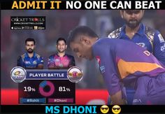 Test Cricket, Cricket Sport, Ms Dhoni Profile, Dhoni Quotes, Ipl 2017, Ab De Villiers, World Cricket, Chennai Super Kings, Just A Game