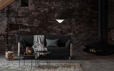 Tapio Anttila Collection – ON sofa bed, TREK pendant lamp, Mixrack table, Mixrack rack Sofa Bed, Couch, Jaba, Pendant Lamp, Trek, Love Seat, Inspiration, Furniture, Collection
