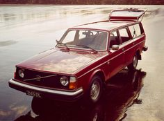 1974 Volvo 245 DL Estate