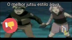 Meme Naruto, Naruto Vs, Naruto Uzumaki Shippuden, Naruto Funny, Naruto Pokemon, Funny Internet Memes, Funny Video Memes, Funny Relatable Memes, Videos Funny