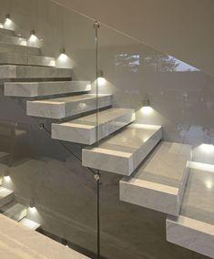 Atrium House stairs